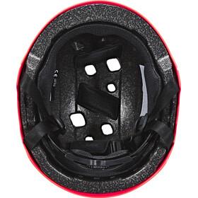 Cube Dirt Helmet Kinder flashred